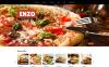 Адаптивный Joomla шаблон №46172 на тему итальянский ресторан New Screenshots BIG