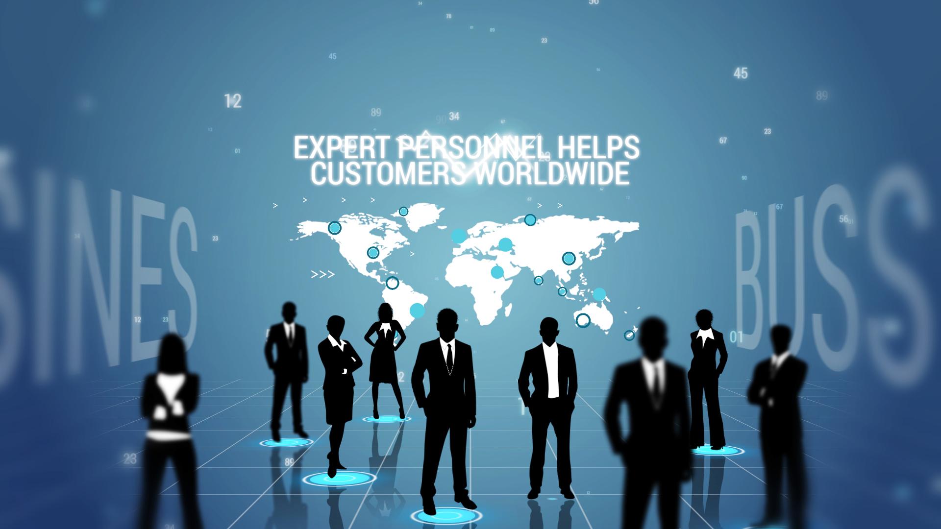 Intro After Effects #46147 na temat: biznes i usługi