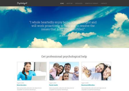 Psychologist Responsive