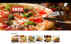Responsive Joomla Template over Italiaans restaurant  New Screenshots BIG