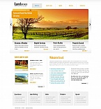 Real Estate Moto CMS HTML  Template 46206