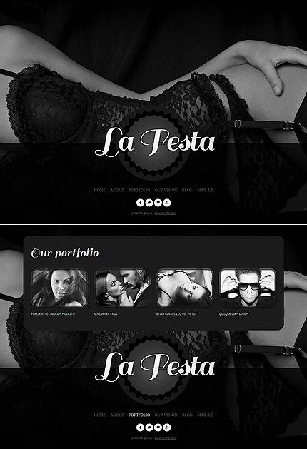 Website Template #46218