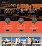 Real Estate Drupal  Template 46244