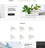 Education Website  Template 46251