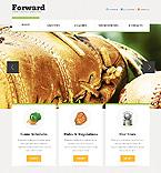Sport Website  Template 46286