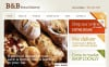 Bakery Facebook HTML CMS Template New Screenshots BIG