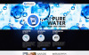 Water Moto CMS HTML Template New Screenshots BIG