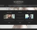 Fashion Moto CMS HTML  Template 46300