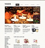 Gifts Moto CMS HTML  Template 46304