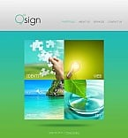 Web design Facebook HTML CMS  Template 46331