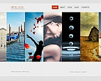 Art & Photography Photo Gallery  Template 46338