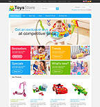 Entertainment osCommerce  Template 46349