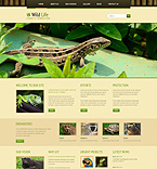 Animals & Pets Joomla  Template 46373