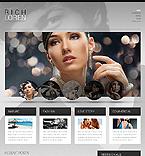 Art & Photography WordPress Template 46385