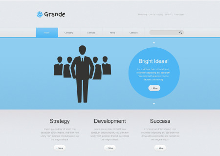 Marketing Agency Responsive