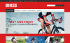"OpenCart шаблон ""Responsive Bikes Store"" New Screenshots BIG"