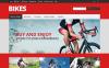"""OpenCart šablona """"Responsive Bikes Store"""" New Screenshots BIG"""