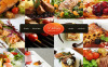 Premium Moto CMS HTML Template over Chef  New Screenshots BIG