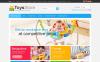 Toy Store OsCommerce Template New Screenshots BIG