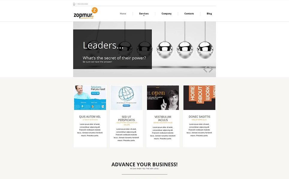 Premium Moto CMS HTML Template over SEO Website New Screenshots BIG