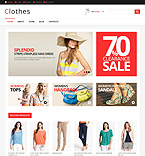 Fashion WooCommerce Template 46434