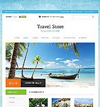 Travel VirtueMart  Template 46448