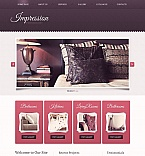 Furniture Moto CMS HTML  Template 46460