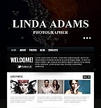 Art & Photography Photo Gallery  Template 46495