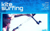Kitesurfing Facebook HTML CMS Template New Screenshots BIG