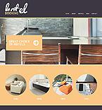 Hotels Website  Template 46510