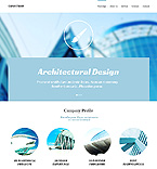 Architecture Website  Template 46512