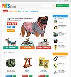 Animals & Pets PrestaShop Template 46521