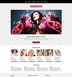 Fashion Joomla  Template 46535