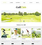 Sport WordPress Template 46546