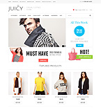 Fashion OpenCart  Template 46559