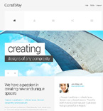 Architecture Website  Template 46561