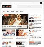 Media WordPress Template 46570