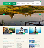 Sport Website  Template 46573
