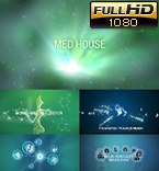 Medical After Effects Intros Template 46577