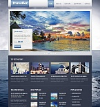Travel Moto CMS HTML  Template 46589