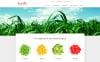 Адаптивний Шаблон сайту на тему фермерське господарство New Screenshots BIG