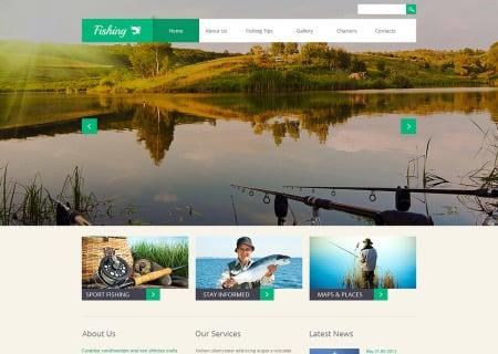 Fishing Responsive