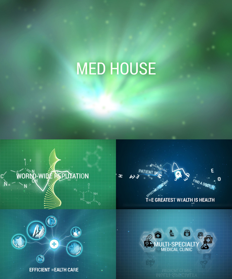 Medical After Effects Intro New Screenshots BIG