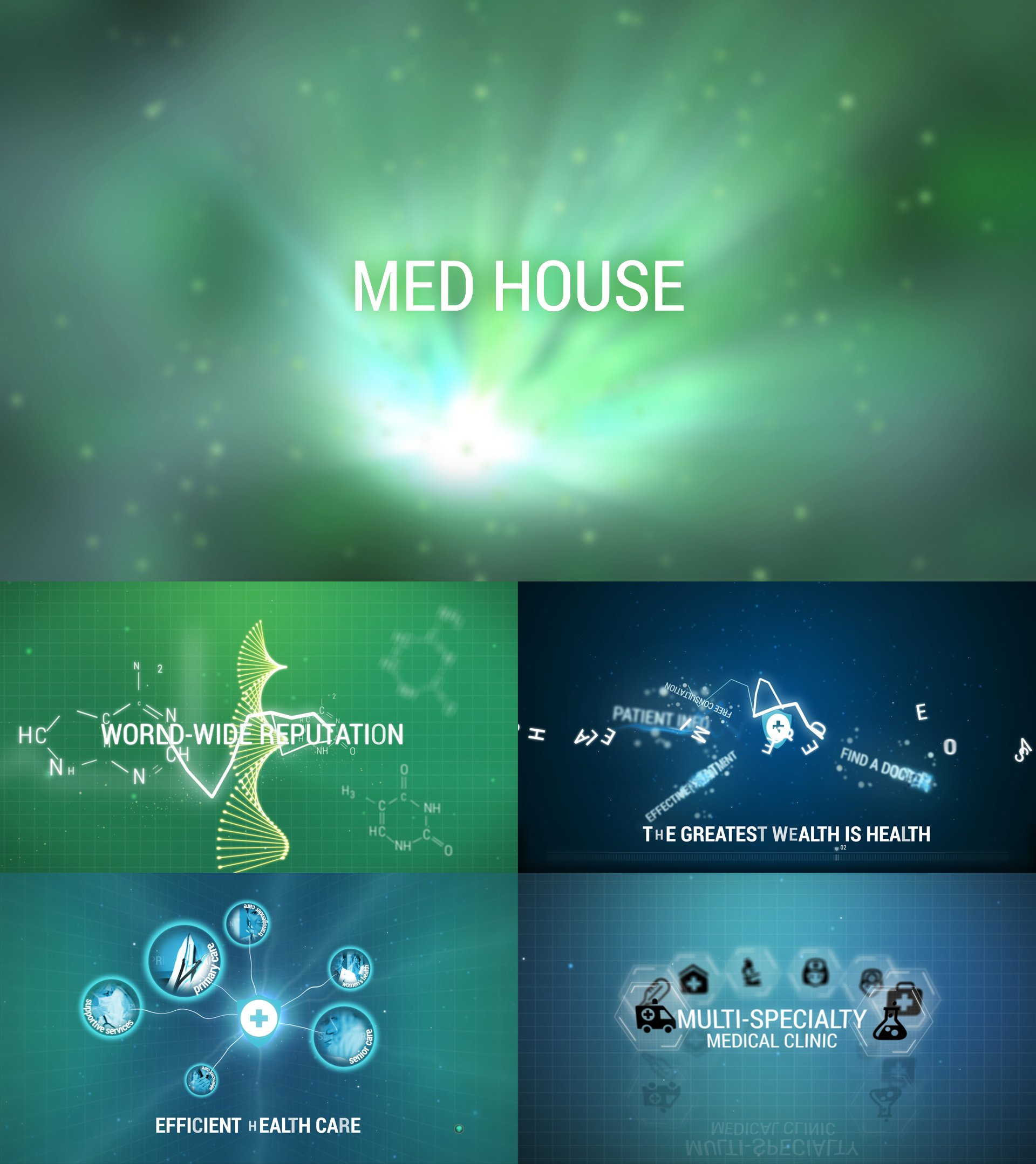 Medical After Effects Intro