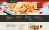 Modèle Web adaptatif  pour restaurant mexicain New Screenshots BIG