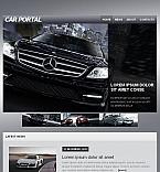 Facebook HTML CMS  Template 46606