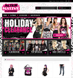 Fashion PrestaShop Template 46624