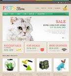 Animals & Pets PrestaShop Template 46625