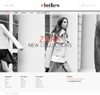 Fashion PrestaShop Template 46628