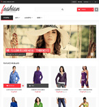 Fashion PrestaShop Template 46629